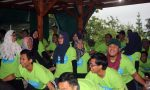 Gathering perusahaan dan Outbound indoor