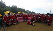 Family gathering outbound wilmar taman matahari