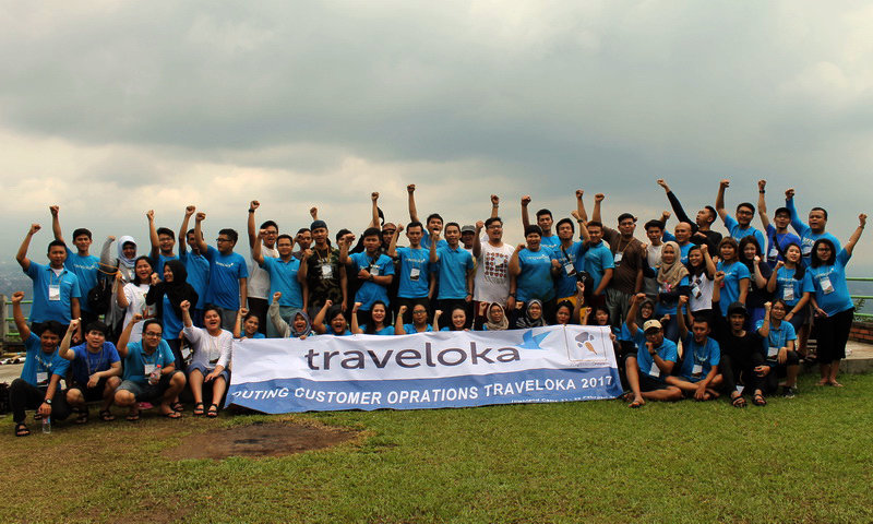 outbound dan camping traveloka group
