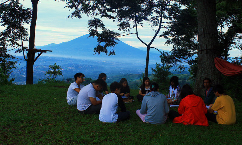 outbound training cerita