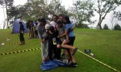 outbound bogor - outbound training simulasi