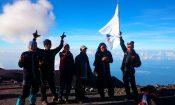 pendaki gunung taman nasional semeru wisata