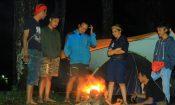 Tempat camping di Bogor edisi Arung Jeram